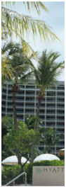 Hyatt Regency Guam - 455 rooms, five restaurants, three swimming pools, two tennis courts - environmental and engineering assessment, seismic evaluation study (PML)